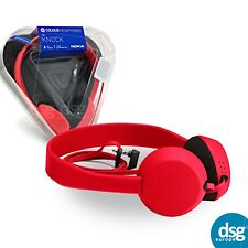 Genuine Nokia WH-520 Tangle Free Coloud The Knock Red Headphones with Mic
