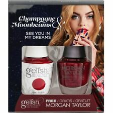 Gelish Two of a Kind See You In My Dreams – Red Crème - 0.5oz - 1410370