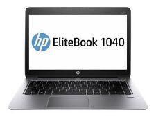 New HP EliteBook Folio 1040 touch G1 Ultrabook i5-4300U 1.9GHz, 8GB, 180gb SSD