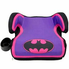KidsEmbrace Backless Booster Car Seat, DC Comics Batgirl, New