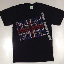 The Beatles Men's Hard Days Night Union Jack T-shirt Small