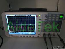 OWON 100Mhz osciloscopio SDS7102V LAN+VGA+batería+bolsa gratis FW Reino barco R