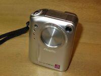 Fujifilm FinePix F Series F601 Zoom 3.1 MP Digital Camera - Metallic silver