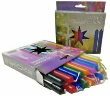"""LOT OF 80 ASST COLOR Chime MINI Candles 4/"""" FREE PRIORITY MAIL SHIPPING  NEW #2"""