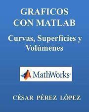 GRAFICOS con MATLAB. Curvas, Superficies y Volumenes by Cesar Lopez (2013,...