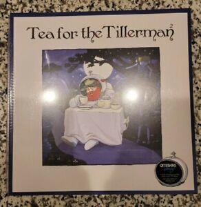 Tea For The Tillerman 2 Limited Edition Blue Vinyl LP + Poster - Cat Stevens