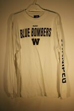 WINNIPEG BLUE BOMBERS LONG-SLEEVE SHIRT - KIDS EXTRA LARGE