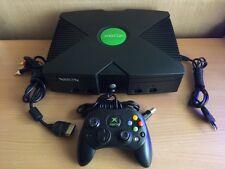 Microsoft XBOX 1 console primo modello retrogame first model