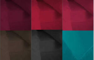 Plain Dye Collection Fitted Sheet Black Red Teal Plum Chestnut Fuchsia Bedding