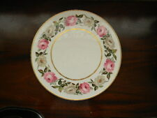 ROYAL WORCESTER ' ROYAL GARDEN ' CAKE PLATE DATED 1969