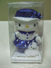 Hello Kitty Collection Walking the dog Kawaii plush doll Sanrio Rare NEW