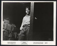 ED DUGAN in Fallguy '62 WOODEN BEAM