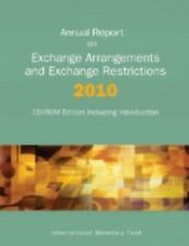 Annual Report on Exchange Arrangements and Exchange Restrictions 2010-ExLibrary