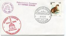 1985 Antarktis III Poilarstern Weggener Institut Profesor Siedlecki Polar Cover