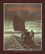 The Mysteries of Harris Burdick by Chris Van Allsburg (Hardback, 1984)