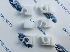 Ford Fiesta MK3/XR/RS New Genuine Ford handbrake cable clips x6