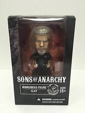 """CLAY Sons of Anarchy 6"""" inch Bobble Head Figure"""