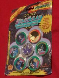 Jim Lees Wildcats Slammer Whammers Volume 3 Caps Pogs Imperial Toys