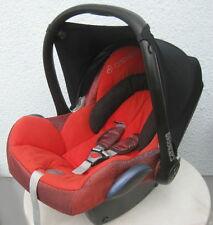 Maxi Cosi Cabriofix passend für Easyfix + Easybase Kinderautositz - rot-schwarz