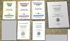 J Bonesteel Private Instrument Commercial Instructor Practical Test Study Guides