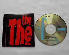 The THE Inedits FRENCH 4tks cardsleeve PROMO CD EPIC SAMP 1743 (1993) EX/NMINT