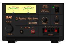 QJe QJ1840SC 40 Amp lineal unidad de fuente de alimentación PSU CB Ham Radio