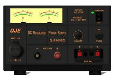 QJE QJ1840SC 40 AMP Linear Power Supply Unit PSU CB HAM RADIO