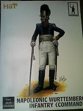 1/32 54mm Napoleonic Wurttemberg Infantry Command 9307