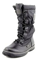 Coach Womens Sage All Weather Snow Winter Boots Black 9 NEW IN BOX