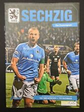TSV 1860 München - TSV Buchbach 20.11.2017 Programm Regionalliga Bayern abgesagt