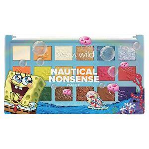 SpongeBob X wet n wild Nautical Nonsense Palette 🧽🎨
