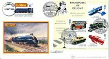 Buckingham's First Day Cover 2003, Making Models Real Signed by David Shepherd