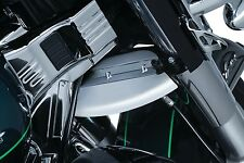 In Good Chrome Motorcycle Airmaster Accents Trims For Mid-frame Air Deflectors Fit For Harley Touring Fl Models Novel Design;