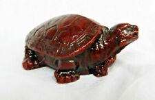 Vintage Netsuke of a Tortoise / Turtle