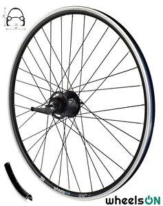 26 inch wheelsON Rear Wheel Shimano Nexus 7 Coaster Brake With Accessories Black