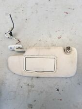 2007-2011 Ford Fusion Driver Side Sunvisor Lighted Mirror 2374742 OEM