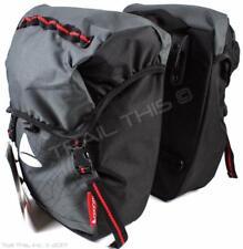 Axiom Seymour Oceanweave 22+ Bike Panniers Pair Saddlebags Commuter Bags Touring