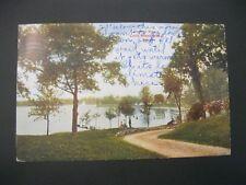 VTG Postcard 1909 GREAT Breezy Point Lake Minnetonka Minnesota MN  77