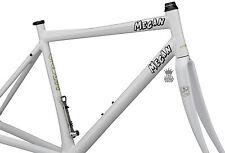 2 x Personalised Bike Name Stickers Vinyl Decals Crash Font Bicycle BMX