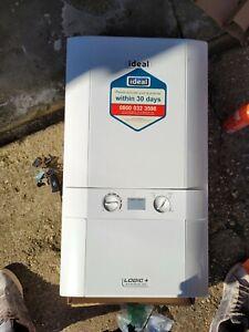 Ideal logic system boiler