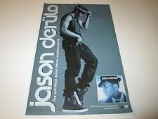 Jason Derulo Debut Album Poster 2010 Promotional 11X17 NEW