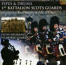 Isla St. Clair - Pipes & Drums: From Helmand to Horse Guards [New CD]