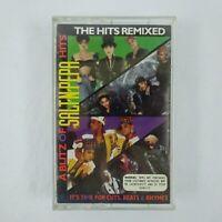 Salt N Pepa Cassette A Blitz of Salt-N-Pepa Hits The Hits Remixed
