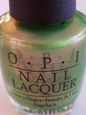 Opi Nail Polish ~* My Gecko Does Tricks *~ From The Hawaii 2015 Collection