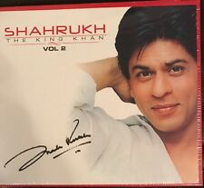 Shahrukh. The King Khan. Volume 2. CD.  NEW. SEALED CD with booklet And Slipcase