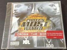 Cross the Border, Pt. 2 [Single] [PA] by Philly's Most Wanted   CD