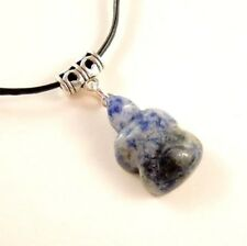 silver necklace sterling crystal sodalite nomadic blue necklaces store shop