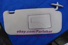 2002 - 2012 HYUNDAI Getz Click Genuine Sun Visor RH Gray Genuine (Trim code QS)