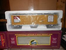 MTH PREMIER 20-90022B UP 50' DOUBLE DOOR BOX TRAIN CAR NIB RATED C9 FACTORY  NEW