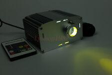 20w RGB fiber optic light source led light engine box twinkle RF remote new